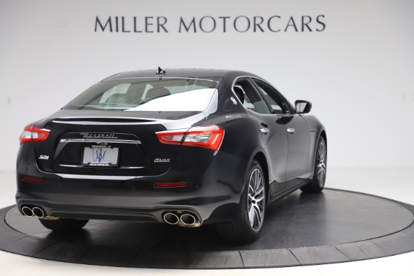 New 2019 Maserati Ghibli S Q4 for sale $91,165 at Pagani of Greenwich in Greenwich CT 06830 7