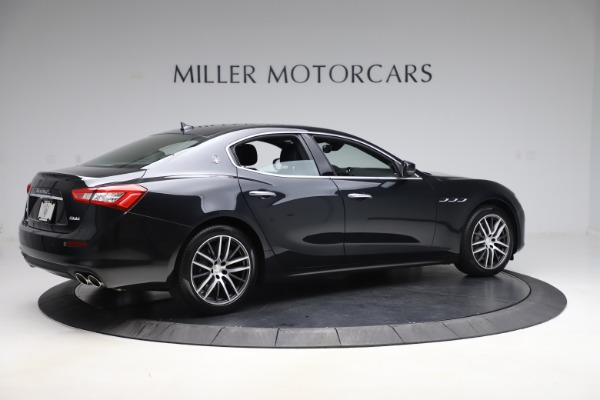 New 2019 Maserati Ghibli S Q4 for sale $91,165 at Pagani of Greenwich in Greenwich CT 06830 8