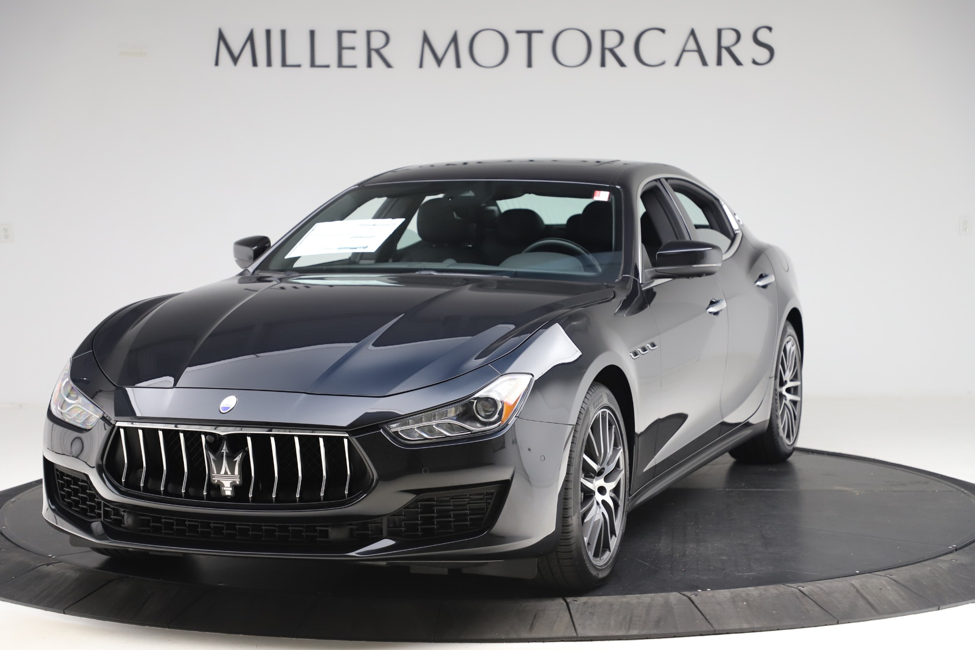 New 2019 Maserati Ghibli S Q4 for sale $91,165 at Pagani of Greenwich in Greenwich CT 06830 1
