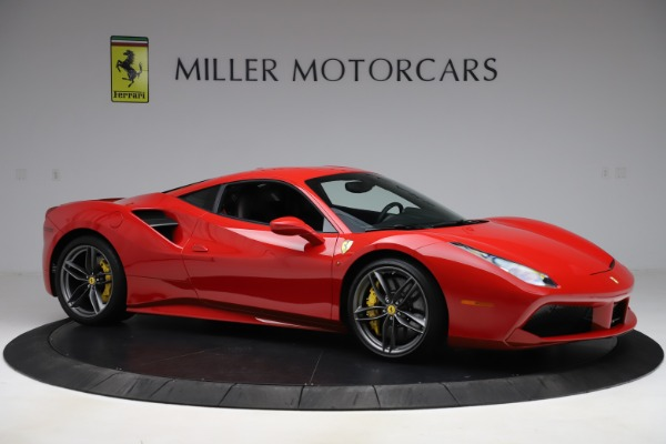 Used 2018 Ferrari 488 GTB for sale $249,900 at Pagani of Greenwich in Greenwich CT 06830 10