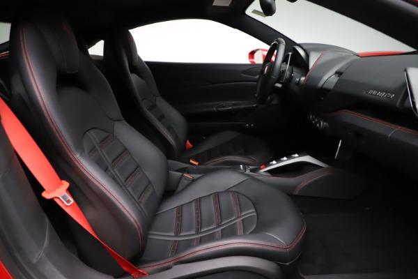 Used 2018 Ferrari 488 GTB for sale $249,900 at Pagani of Greenwich in Greenwich CT 06830 18
