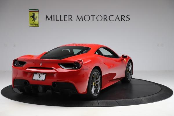 Used 2018 Ferrari 488 GTB for sale $249,900 at Pagani of Greenwich in Greenwich CT 06830 7