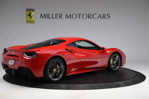 Used 2018 Ferrari 488 GTB for sale $249,900 at Pagani of Greenwich in Greenwich CT 06830 8