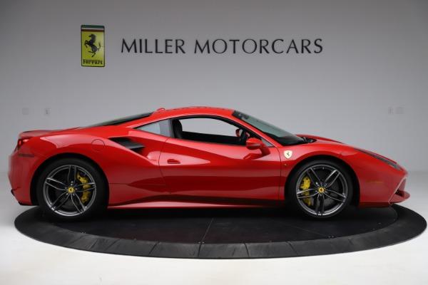 Used 2018 Ferrari 488 GTB for sale $249,900 at Pagani of Greenwich in Greenwich CT 06830 9