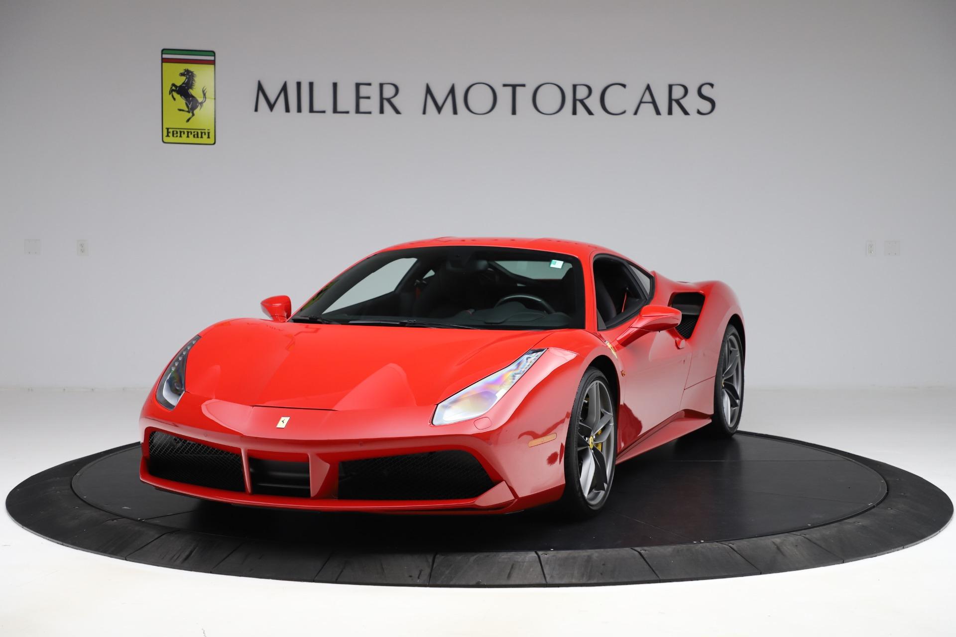 Used 2018 Ferrari 488 GTB for sale $249,900 at Pagani of Greenwich in Greenwich CT 06830 1