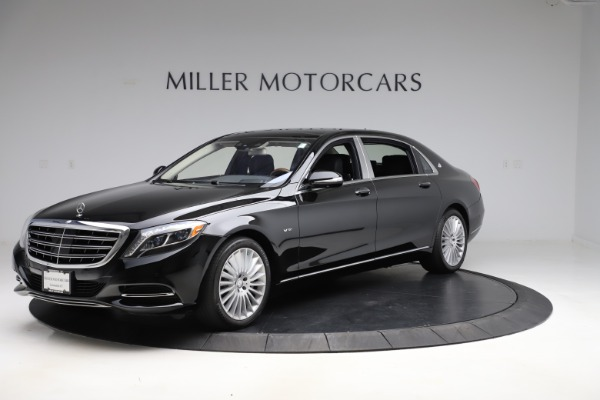 Used 2016 Mercedes-Benz S-Class Mercedes-Maybach S 600 for sale $87,900 at Pagani of Greenwich in Greenwich CT 06830 2