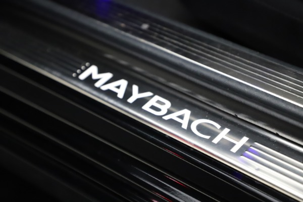 Used 2016 Mercedes-Benz S-Class Mercedes-Maybach S 600 for sale $87,900 at Pagani of Greenwich in Greenwich CT 06830 20