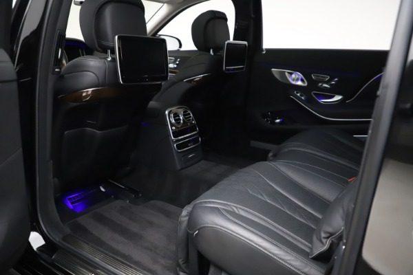 Used 2016 Mercedes-Benz S-Class Mercedes-Maybach S 600 for sale $87,900 at Pagani of Greenwich in Greenwich CT 06830 26