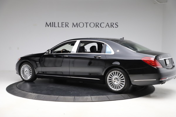 Used 2016 Mercedes-Benz S-Class Mercedes-Maybach S 600 for sale $87,900 at Pagani of Greenwich in Greenwich CT 06830 4