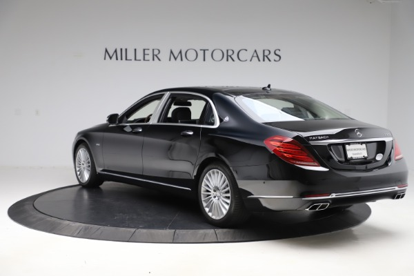 Used 2016 Mercedes-Benz S-Class Mercedes-Maybach S 600 for sale $87,900 at Pagani of Greenwich in Greenwich CT 06830 5