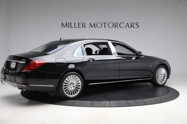 Used 2016 Mercedes-Benz S-Class Mercedes-Maybach S 600 for sale $87,900 at Pagani of Greenwich in Greenwich CT 06830 8