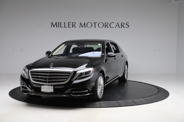 Used 2016 Mercedes-Benz S-Class Mercedes-Maybach S 600 for sale $87,900 at Pagani of Greenwich in Greenwich CT 06830 1