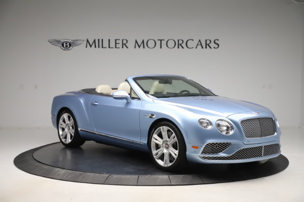 Used 2017 Bentley Continental GTC V8 for sale Sold at Pagani of Greenwich in Greenwich CT 06830 11