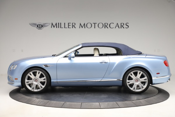 Used 2017 Bentley Continental GTC V8 for sale Sold at Pagani of Greenwich in Greenwich CT 06830 14