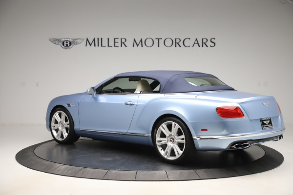 Used 2017 Bentley Continental GTC V8 for sale Sold at Pagani of Greenwich in Greenwich CT 06830 15