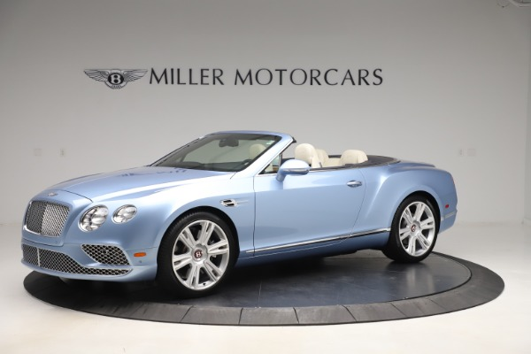 Used 2017 Bentley Continental GTC V8 for sale Sold at Pagani of Greenwich in Greenwich CT 06830 2