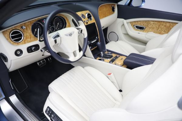Used 2017 Bentley Continental GTC V8 for sale Sold at Pagani of Greenwich in Greenwich CT 06830 24