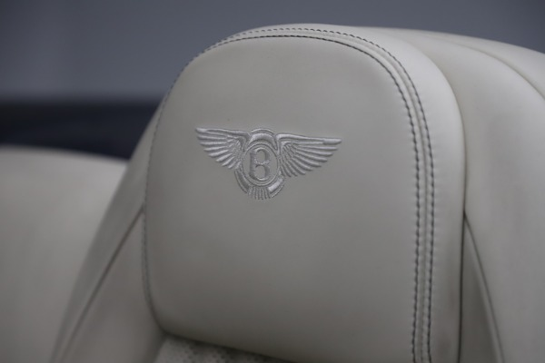 Used 2017 Bentley Continental GTC V8 for sale Sold at Pagani of Greenwich in Greenwich CT 06830 28