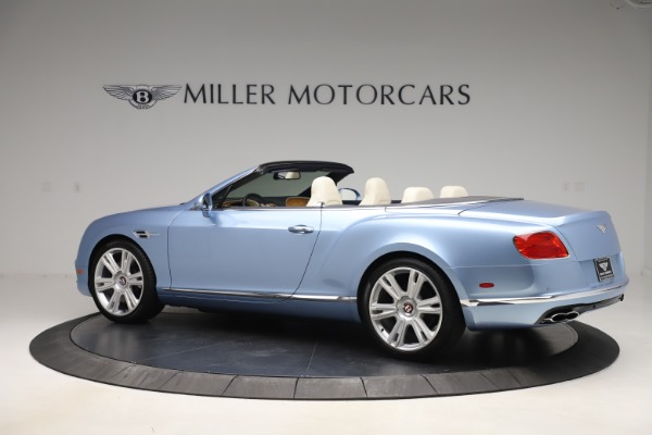 Used 2017 Bentley Continental GTC V8 for sale Sold at Pagani of Greenwich in Greenwich CT 06830 4