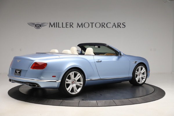 Used 2017 Bentley Continental GTC V8 for sale Sold at Pagani of Greenwich in Greenwich CT 06830 8