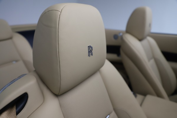 New 2020 Rolls-Royce Dawn for sale Sold at Pagani of Greenwich in Greenwich CT 06830 26