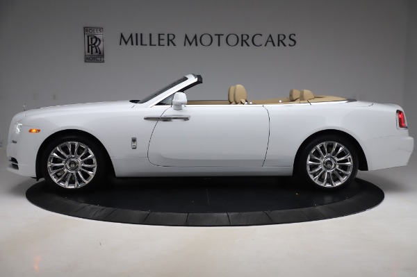 New 2020 Rolls-Royce Dawn for sale Sold at Pagani of Greenwich in Greenwich CT 06830 3