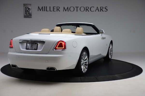 New 2020 Rolls-Royce Dawn for sale Sold at Pagani of Greenwich in Greenwich CT 06830 6
