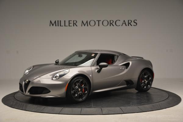 New 2016 Alfa Romeo 4C for sale Sold at Pagani of Greenwich in Greenwich CT 06830 2