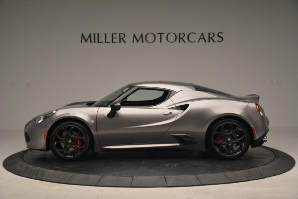 New 2016 Alfa Romeo 4C for sale Sold at Pagani of Greenwich in Greenwich CT 06830 3