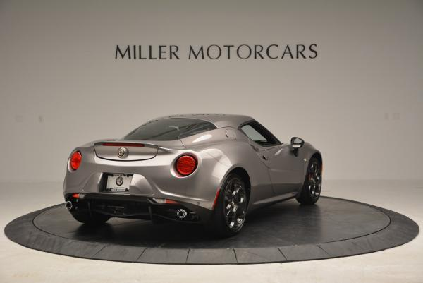 New 2016 Alfa Romeo 4C for sale Sold at Pagani of Greenwich in Greenwich CT 06830 7