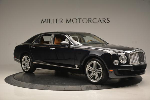 Used 2013 Bentley Mulsanne Le Mans Edition- Number 1 of 48 for sale Sold at Pagani of Greenwich in Greenwich CT 06830 10