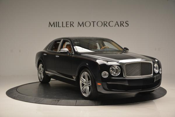 Used 2013 Bentley Mulsanne Le Mans Edition- Number 1 of 48 for sale Sold at Pagani of Greenwich in Greenwich CT 06830 11