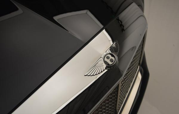 Used 2013 Bentley Mulsanne Le Mans Edition- Number 1 of 48 for sale Sold at Pagani of Greenwich in Greenwich CT 06830 13