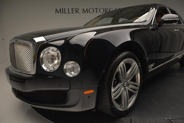 Used 2013 Bentley Mulsanne Le Mans Edition- Number 1 of 48 for sale Sold at Pagani of Greenwich in Greenwich CT 06830 15