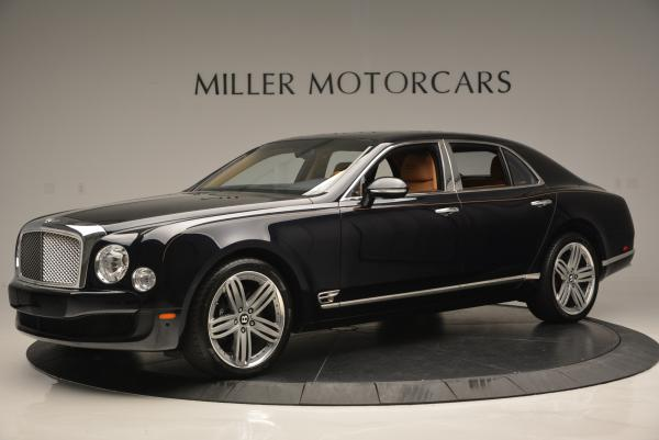 Used 2013 Bentley Mulsanne Le Mans Edition- Number 1 of 48 for sale Sold at Pagani of Greenwich in Greenwich CT 06830 2