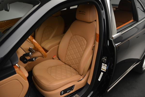 Used 2013 Bentley Mulsanne Le Mans Edition- Number 1 of 48 for sale Sold at Pagani of Greenwich in Greenwich CT 06830 20