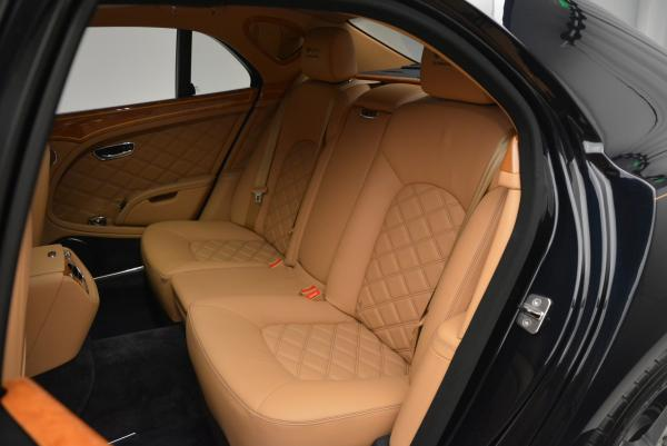 Used 2013 Bentley Mulsanne Le Mans Edition- Number 1 of 48 for sale Sold at Pagani of Greenwich in Greenwich CT 06830 24