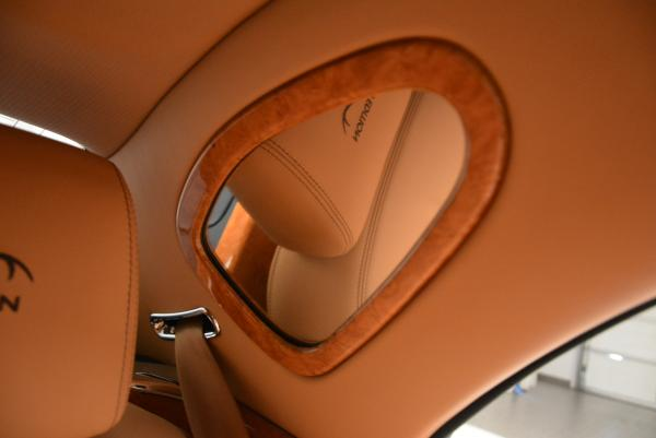 Used 2013 Bentley Mulsanne Le Mans Edition- Number 1 of 48 for sale Sold at Pagani of Greenwich in Greenwich CT 06830 27