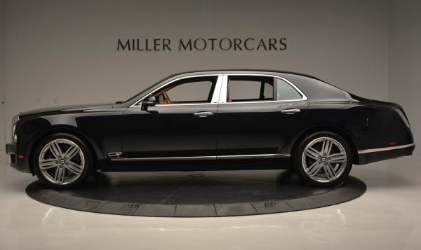 Used 2013 Bentley Mulsanne Le Mans Edition- Number 1 of 48 for sale Sold at Pagani of Greenwich in Greenwich CT 06830 3
