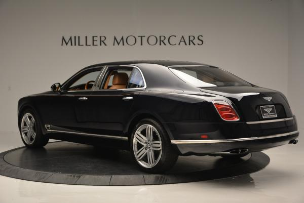 Used 2013 Bentley Mulsanne Le Mans Edition- Number 1 of 48 for sale Sold at Pagani of Greenwich in Greenwich CT 06830 4