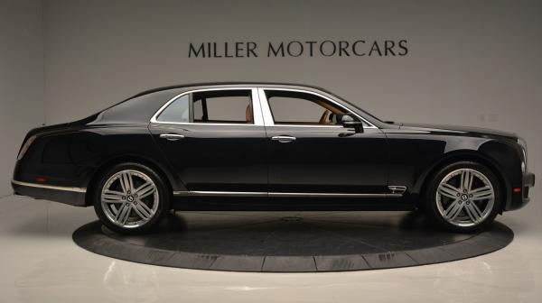 Used 2013 Bentley Mulsanne Le Mans Edition- Number 1 of 48 for sale Sold at Pagani of Greenwich in Greenwich CT 06830 9