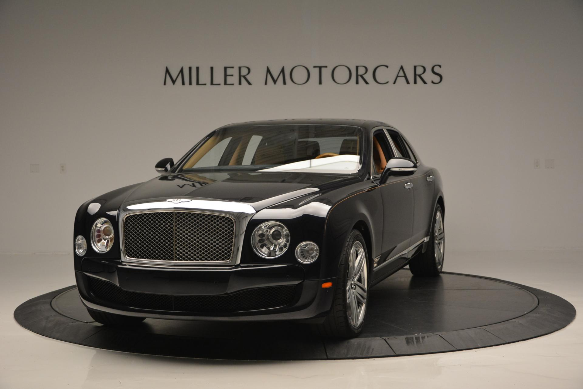 Used 2013 Bentley Mulsanne Le Mans Edition- Number 1 of 48 for sale Sold at Pagani of Greenwich in Greenwich CT 06830 1