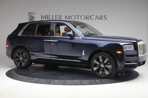 Used 2020 Rolls-Royce Cullinan for sale Call for price at Pagani of Greenwich in Greenwich CT 06830 11