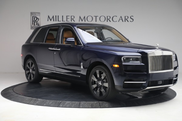 Used 2020 Rolls-Royce Cullinan for sale Call for price at Pagani of Greenwich in Greenwich CT 06830 12