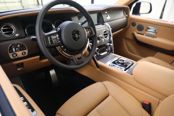 Used 2020 Rolls-Royce Cullinan for sale Call for price at Pagani of Greenwich in Greenwich CT 06830 15