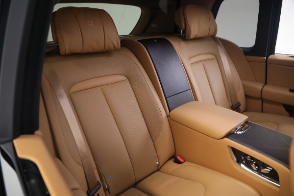 Used 2020 Rolls-Royce Cullinan for sale Call for price at Pagani of Greenwich in Greenwich CT 06830 17