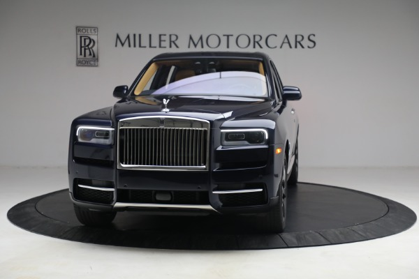 Used 2020 Rolls-Royce Cullinan for sale Call for price at Pagani of Greenwich in Greenwich CT 06830 2
