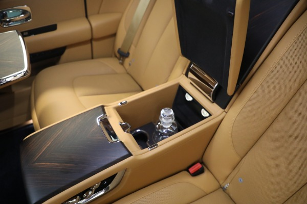 Used 2020 Rolls-Royce Cullinan for sale Call for price at Pagani of Greenwich in Greenwich CT 06830 22