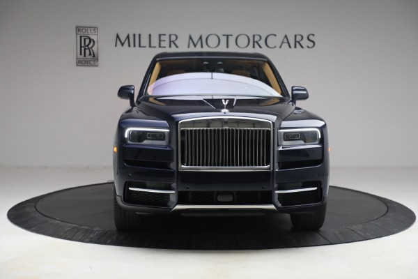 Used 2020 Rolls-Royce Cullinan for sale Call for price at Pagani of Greenwich in Greenwich CT 06830 3
