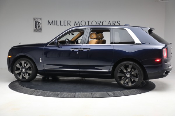 Used 2020 Rolls-Royce Cullinan for sale Call for price at Pagani of Greenwich in Greenwich CT 06830 5